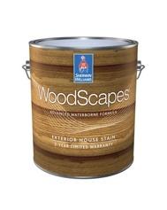 WoodScapes® Exterior Polyurethane Semi-Transparent House Stain ...