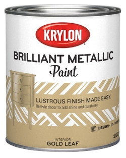 Brilliant Metallic Brush-On
