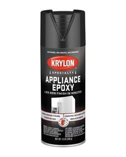 Appliance Epoxy Krylon - Epoxy paint for plastic tubs