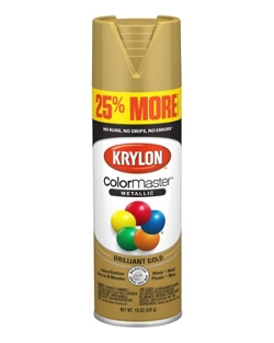ColorMaster® Paint + Primer Metallic - 25% More