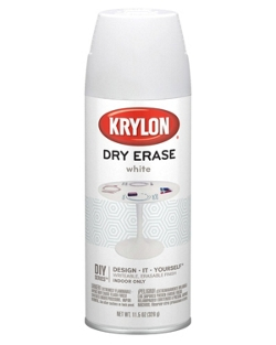 Dry Erase Brush-On
