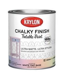 Chalky Finish Brush-On Tint Base