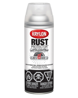 Rust Protector™ Protective Clear Coating