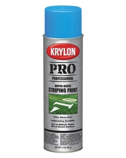 Professional Striping Paint--Water-Based