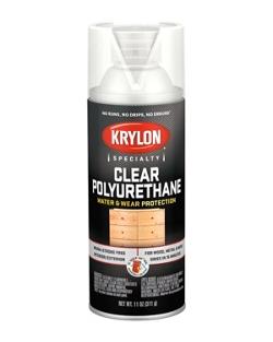 Clear Polyurethane Coating - | Krylon