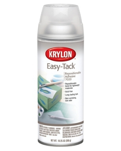 Easy-Tack™ Repositionable Adhesive