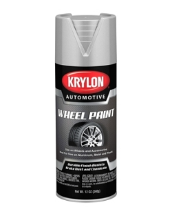 Automotive Wheel Paint