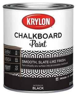 Chalkboard Paint Brush-On