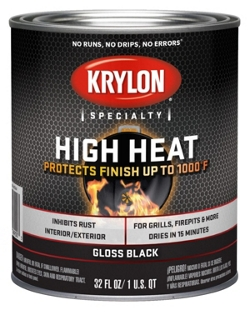 High Heat Brush On Krylon