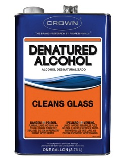 DENATURED ALCOHOL - Sherwin-Williams