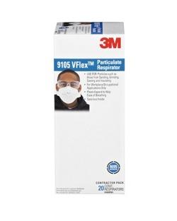 3M VFlex Particle Respirator | SherwinWilliams