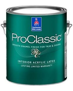 Proclic Waterborne Interior Acrylic