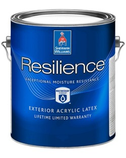 Resilience® Exterior Acrylic Latex Paint - Sherwin-Williams