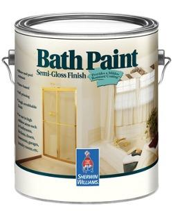 Bath Paint Sherwin Williams