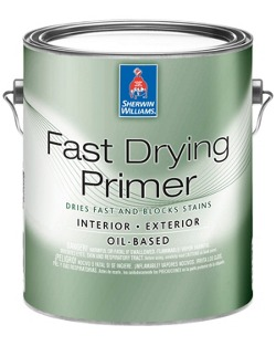 Fast Drying Primer - Sherwin-Williams