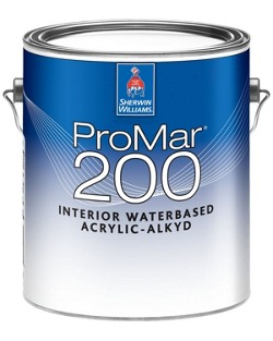 ProMar® 200 Interior Waterbased Acrylic-Alkyd Paint