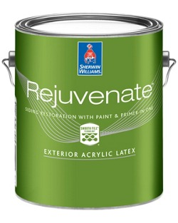 Rejuvenate Siding Restoration Sherwinwilliams