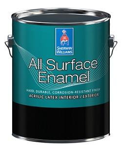 All Surface Enamel Latex Base - Sherwin-Williams