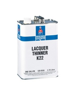 LACQUER THINNER – K22 - Sherwin-Williams