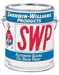 SWP® Exterior Oil-Based Paint - Sherwin-Williams
