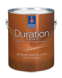 Duration Home® Interior Acrylic Latex Paint - Sherwin-Williams