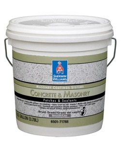 Concrete patch repair sherwin williams - Silicone paint for exterior walls ...