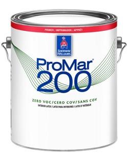 Promar 200 Zero Voc Interior Latex Primer Sherwin Williams