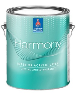 Harmony Interior Acrylic Latex Paint Sherwin Williams