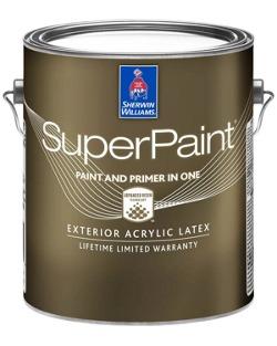 SuperPaint® Exterior Acrylic Latex Paint - Sherwin-Williams on sherwin-williams wheat penny, sherwin-williams utterly beige, sherwin-williams tiger eye, sherwin-williams torchlight, sherwin-williams tony taupe,