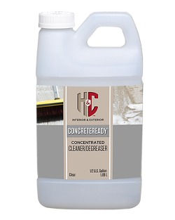 Concrete preparation products sherwin williams for Best rated concrete cleaner