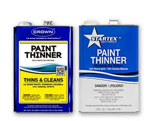 Paint Thinners - Sherwin-Williams