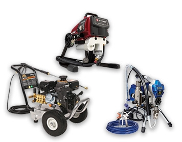 Spray equipment sherwin williams for Paint sprayers for sale