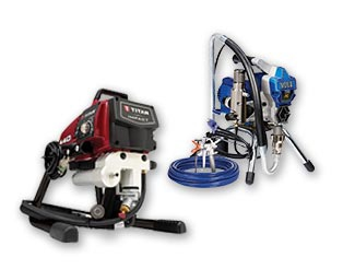 Electric Airless Sprayers - Sherwin-Williams