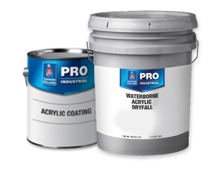 Commercial High Performance Coatings Sherwin Williams